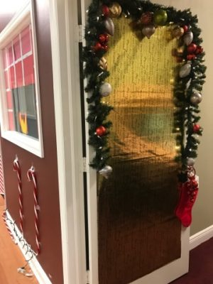 office decorating contest